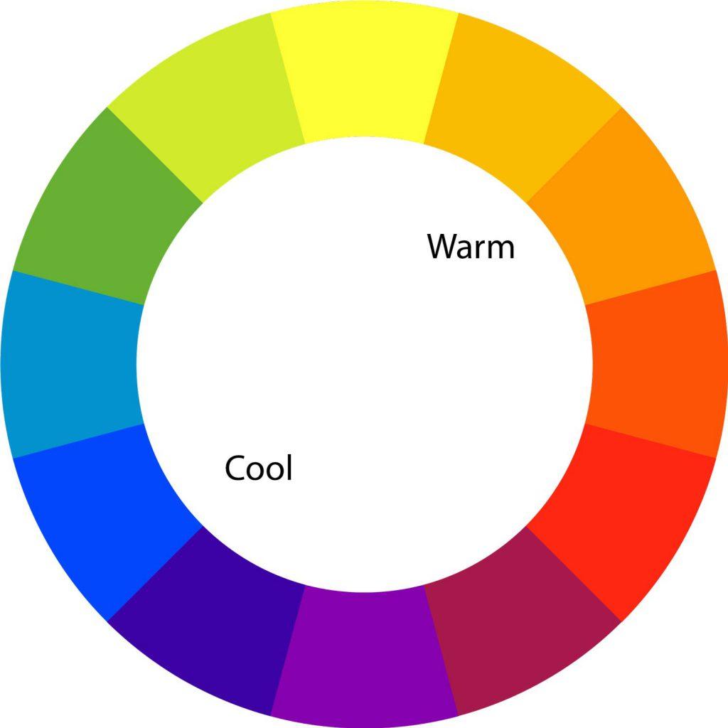 رنگ طراحی وب سایت