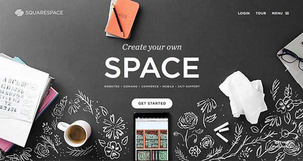 فضای اضافی در طراحی سایت