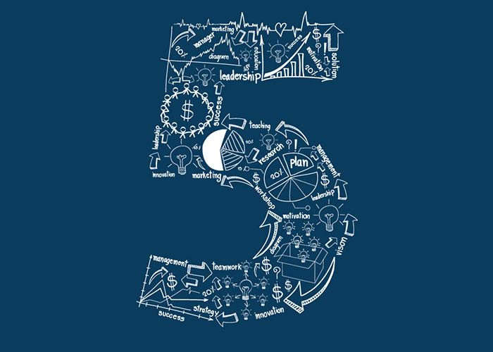 پنج گام