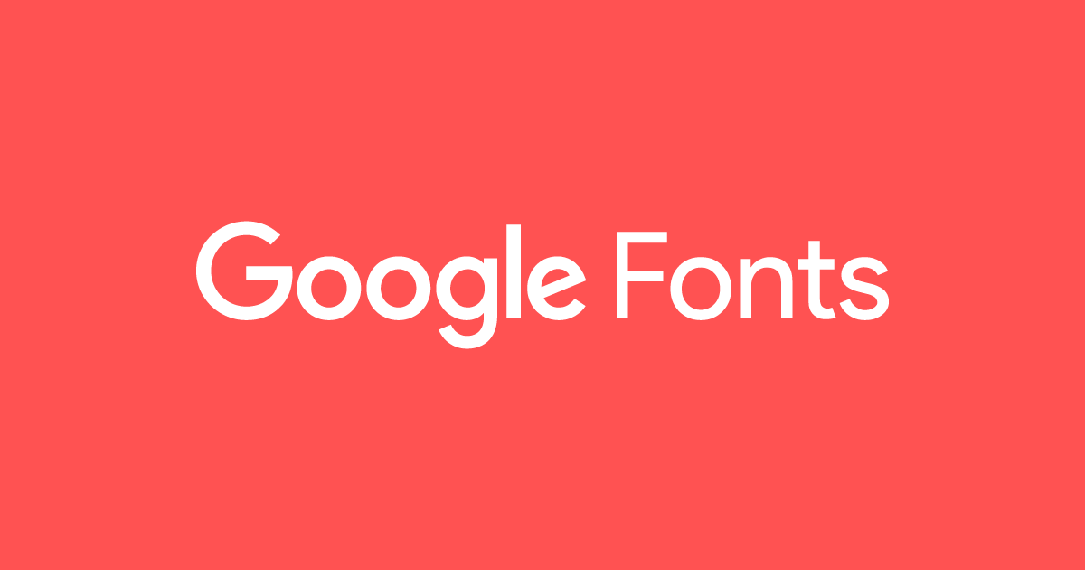 فونت های گوگل - 1