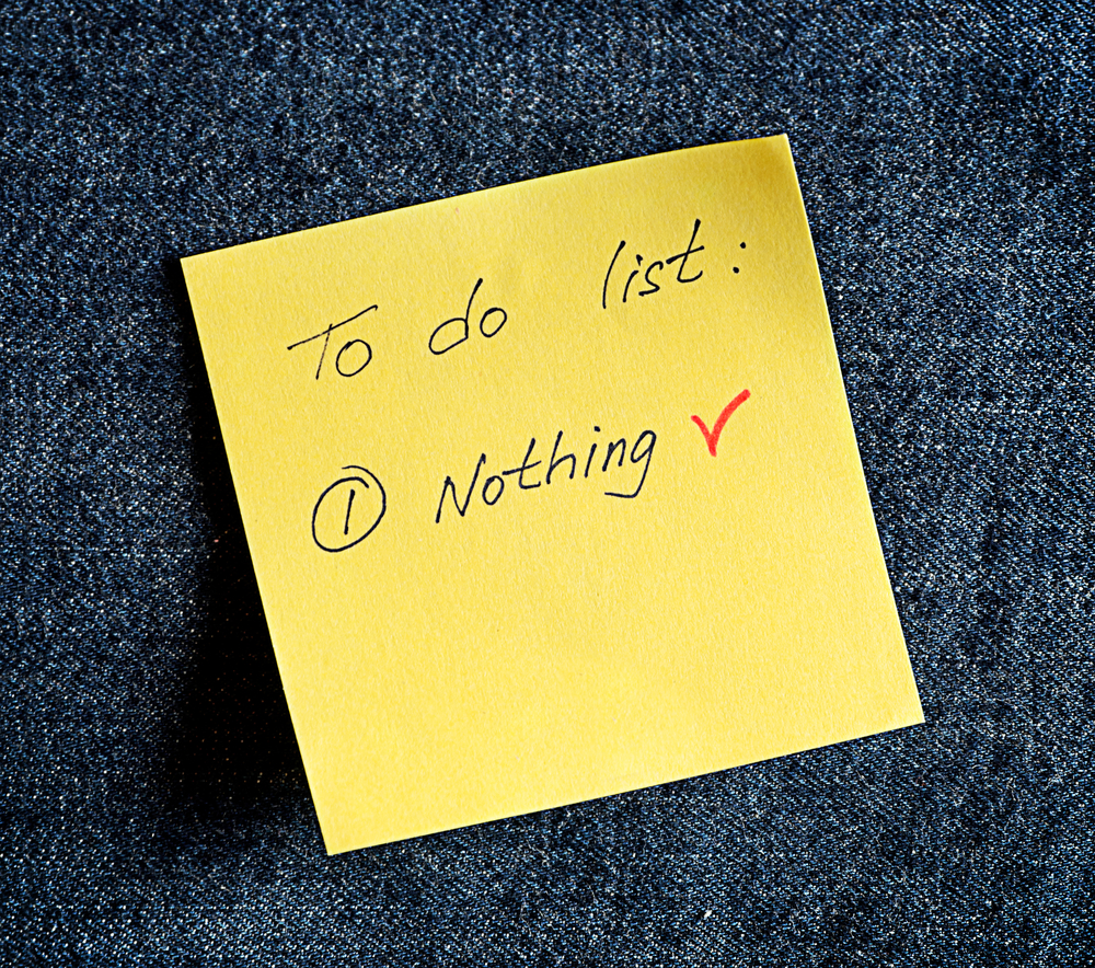 to-do-nothing