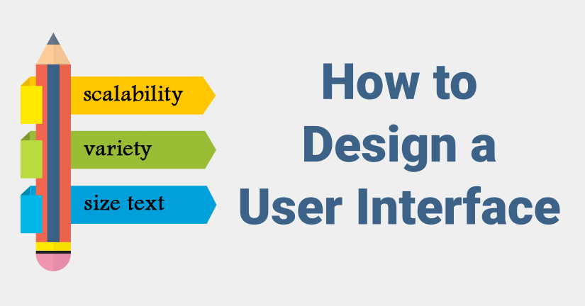 Design User Interface