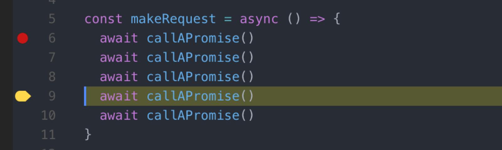 asynchronous calls