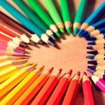 هماهنگی طرح ها و رنگ ها در سایت
