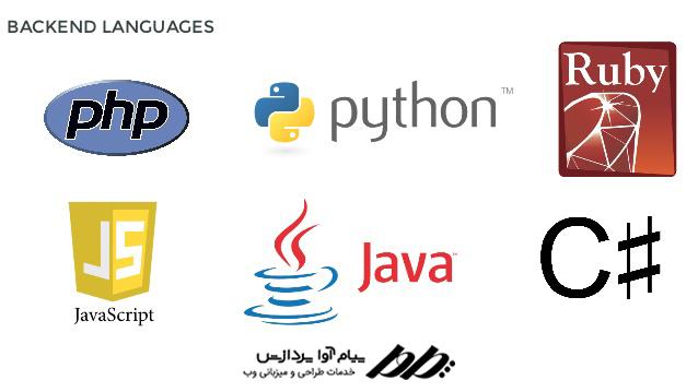 زبان های برنامه نویسی در اصول توسعه وب سایت