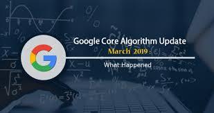 آپدیت هسته گوگل